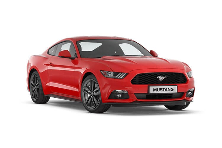 Ford Mustang Lease model