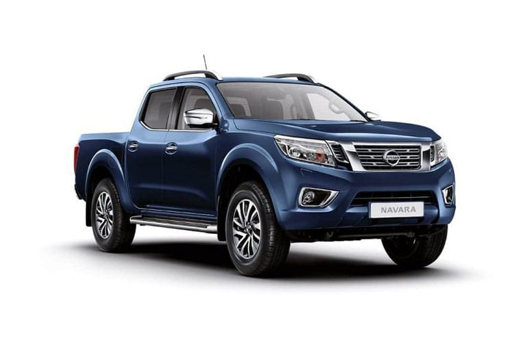 Navara pick up truck