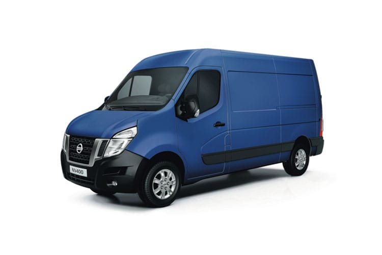 Nv400 Van Model Range