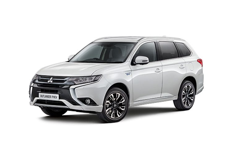 Outlander Phev Model Range