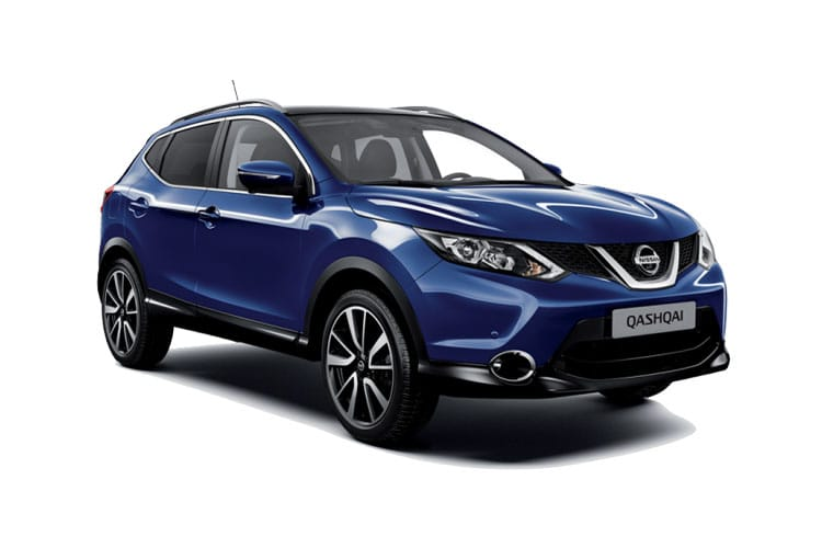 Nissan Qashqai Hatchback Lease car