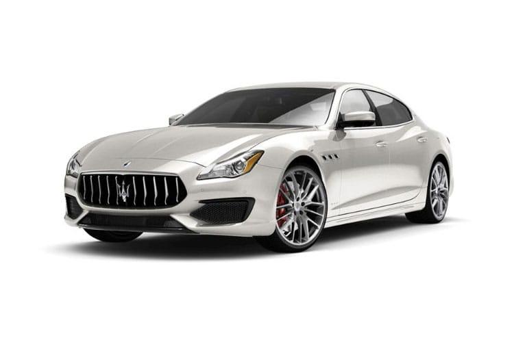 Maserati Quattroporte Saloon Model Range