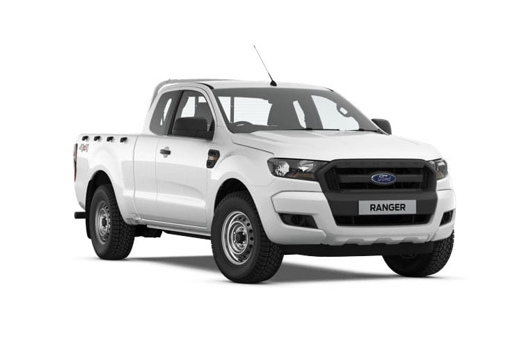 Ford Ranger Van Lease