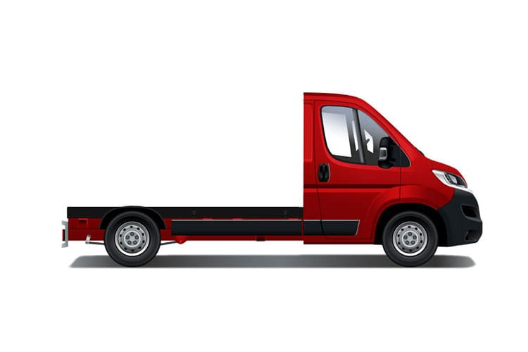 Relay Chassis Cab Model