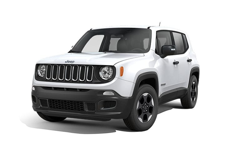 Jeep Renegade Lease model