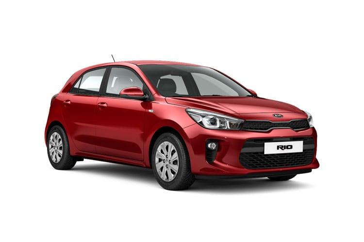 Rio 5dr Hatchback Model Range