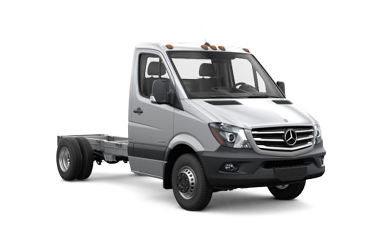 Sprinter Chassis Cab Models