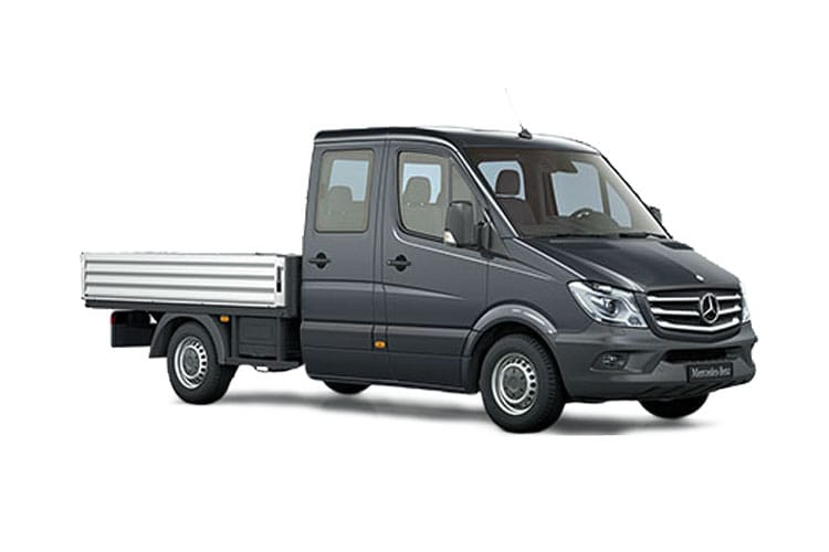 Sprinter Chassis Dropside Model