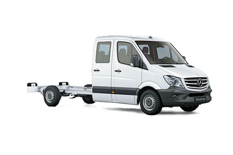Sprinter Crewcab 4x4 Models
