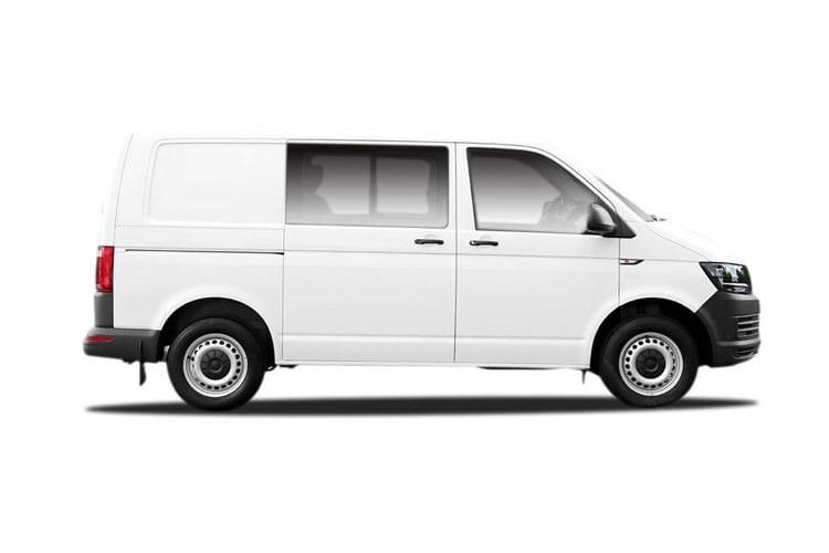 Vw Transporter Kombi Startline Model