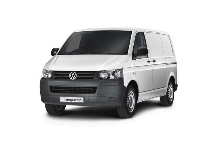 Vw Transporter Van Swb Highline/edition