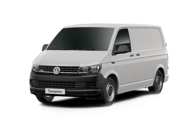Vw Transporter Van Swb Startline Models