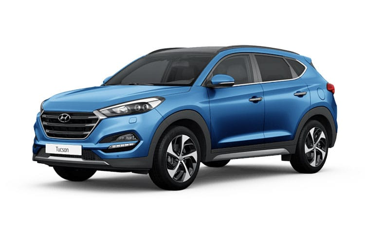 Hyundai Tucson Lease model