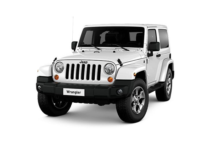 Jeep Wrangler Lease model