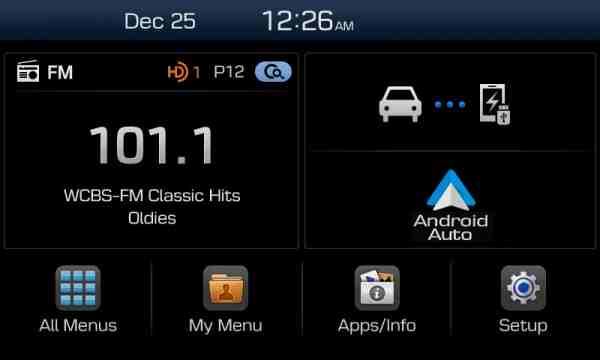 Hyundai & Android Auto