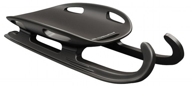 Porsche Sledge