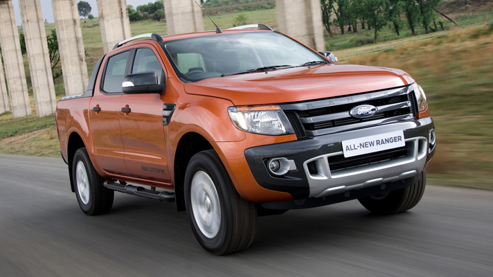 ford ranger leasing