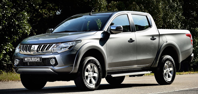 all new mitsubishi l200