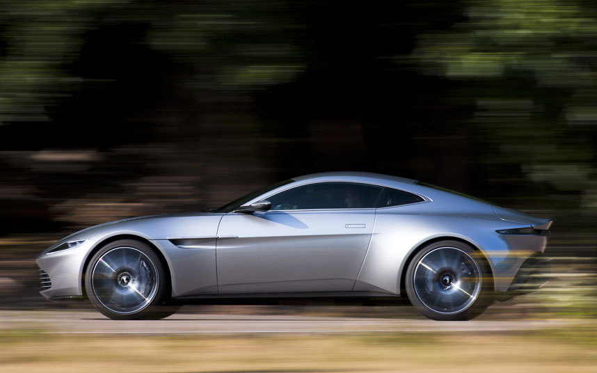 Oh My Spectres Aston Martin DB Is Just Lovely - Aston martin db 10