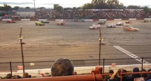 figure eight racing