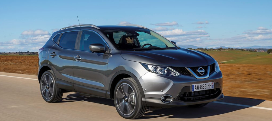 best selling cars of 2015 nissan qashqai