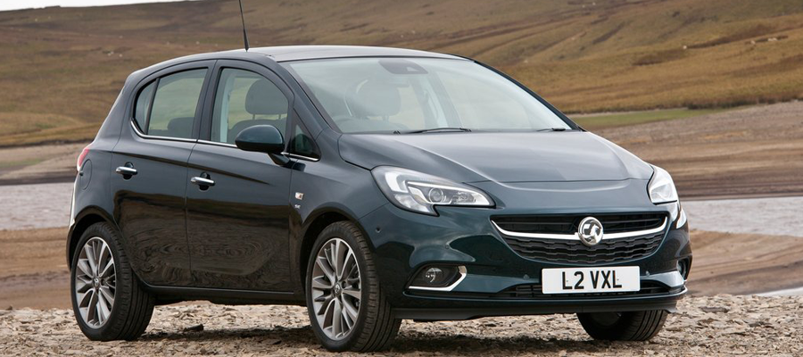 best selling cars of 2015 vauxhall corsa