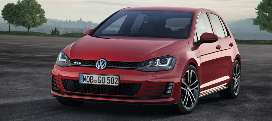 best selling cars of 2015 volkswagen golf
