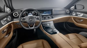 all new mercedes e class interior