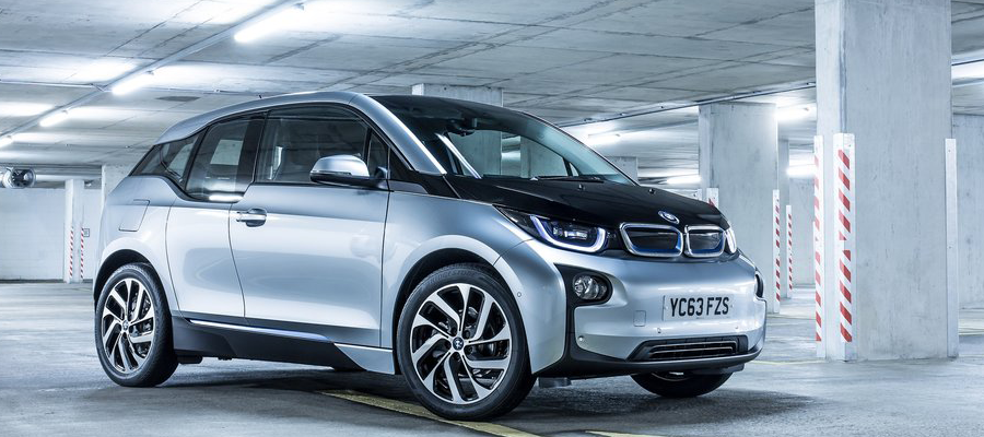 business car awards 2016 green model of the year bmw i3