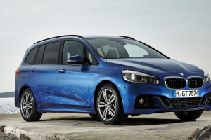 BMW 2 Series Gran Tourer Review Exterior shot