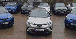 uk carline new toyota c-hr
