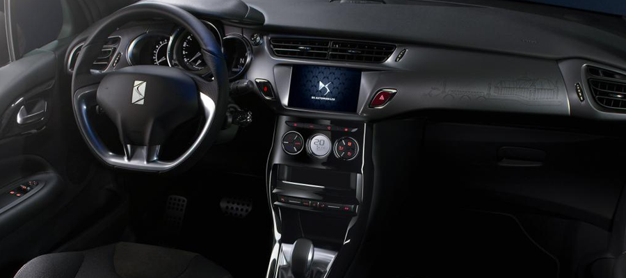 2016 ds3 lease inside shot