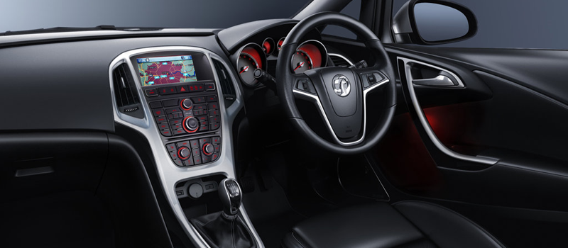 hatchback interior