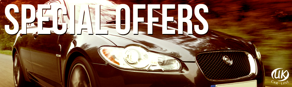 car leasing special offers banner