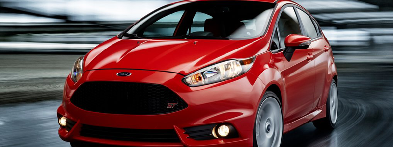 ford fiesta st available for lease