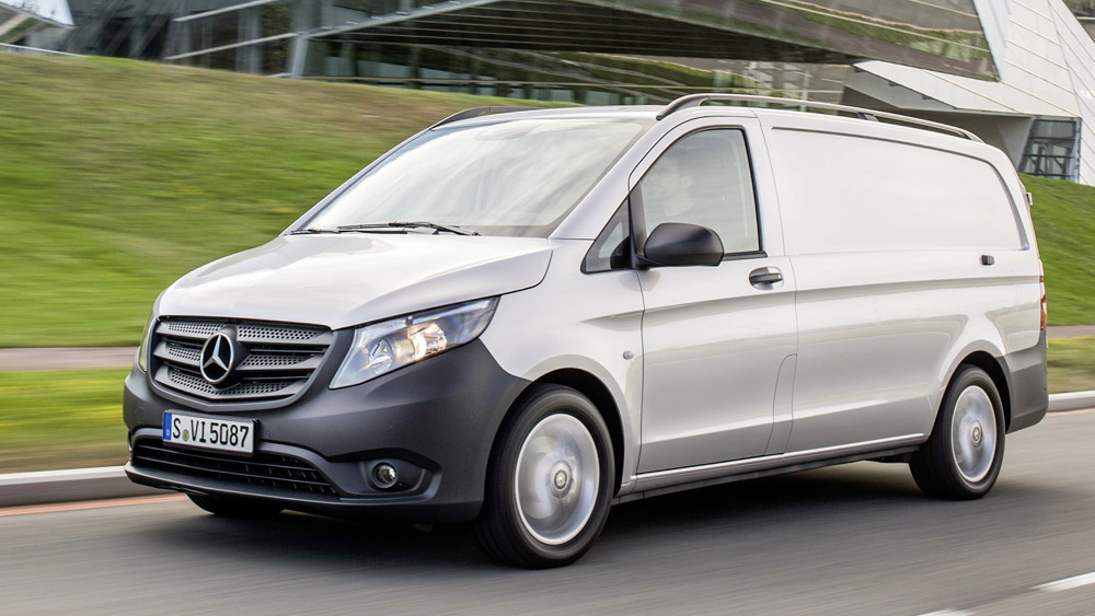 mercedes vito available for lease