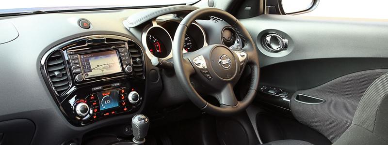 Wspaniały Business & Personal Nissan Juke Leasing with UK Carline TC44