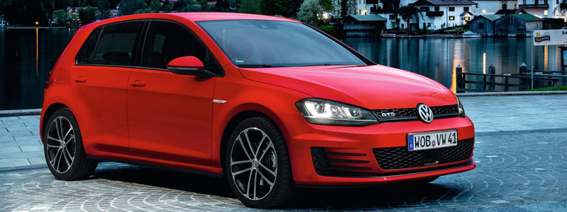 vw golf leasing with uk carline