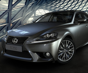 Lexus IS leasing